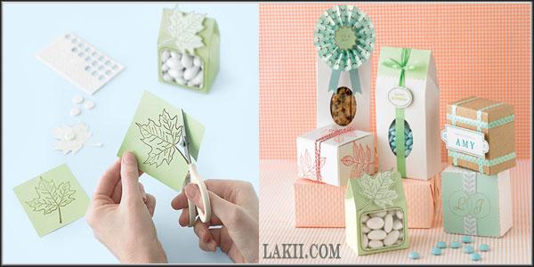 لمسات فنية وأشغال يدوية**أفكار لتغليف وتزيين الهدايا Art2_3yM0SBX