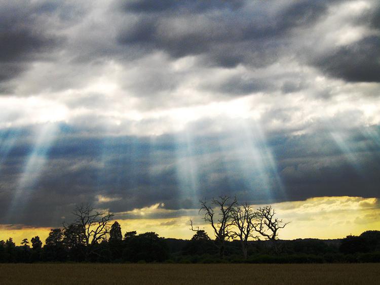 Le Soleil Soleil-nuages