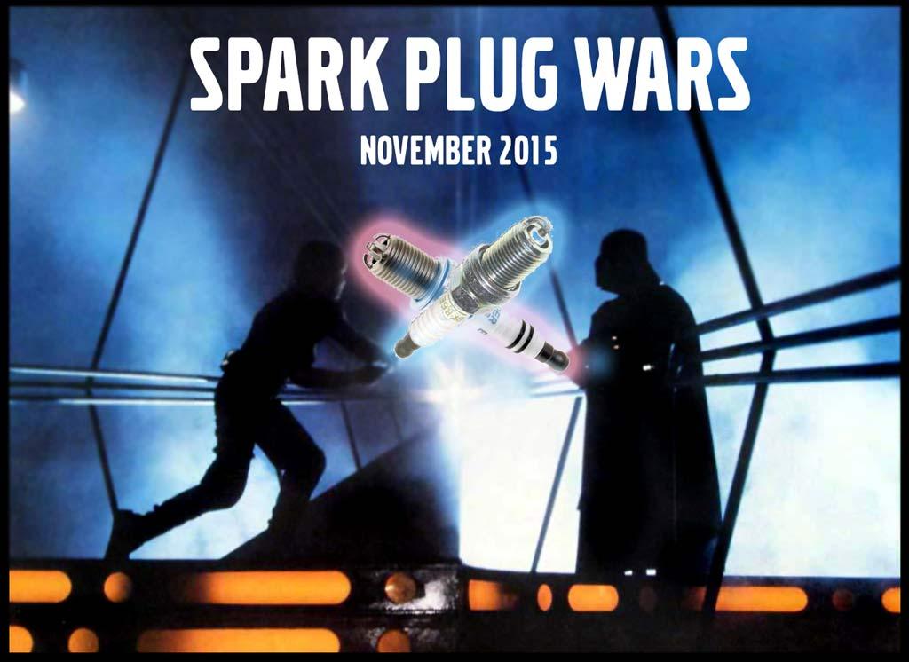BOUGIES iridium:le jeu en vaut il la CHANDELLE? Spark-plug-wars