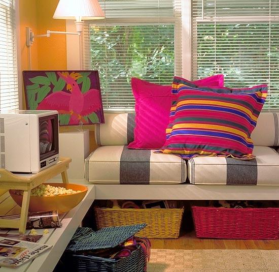 غرف جلوس بالوان الطيف P_con01