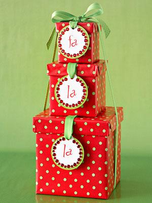 Бирочки к новогодним подаркам Ss_100489676