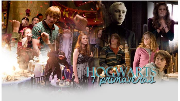 Hogwarts 7 Primaveras