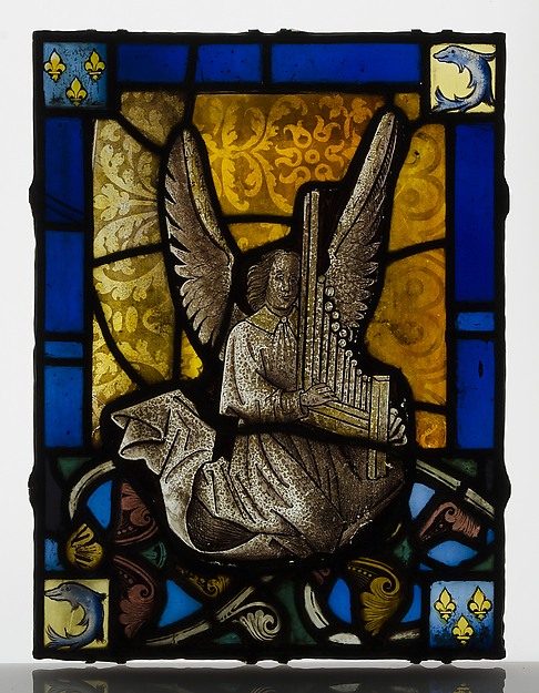 Les vitraux  du XIIIéme siècle . Cdi1980-10