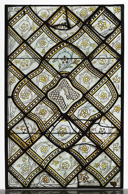 Les vitraux  du XIIIéme siècle . Cdi1982-433-4