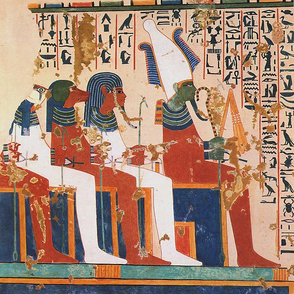Los Hijos de Horus Eg30.4.157