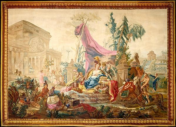 """Exposition """"Sièges en société"""" aux Gobelins DT1849"""
