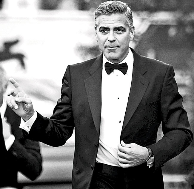 Why are people commitment phobic? George Clooney mention Hollywood-actor-George-Cloo