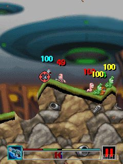 Worm 2008 [By THQ Wireless] 8