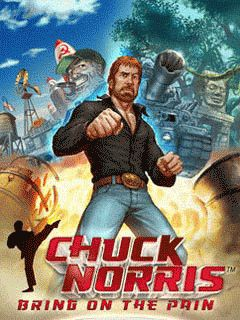 Chuck Norris : Bring On The Pain [By Gameloft] 1