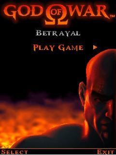 God Of War : Betrayal [By Sony Picture] 1