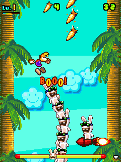 Rayman: Raving Rabbids Tv Party [By Gameloft] 6