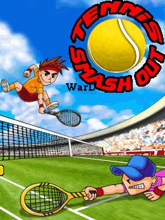 Tennis Smash Out [By Microforum] 1