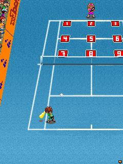 Tennis Smash Out [By Microforum] 6