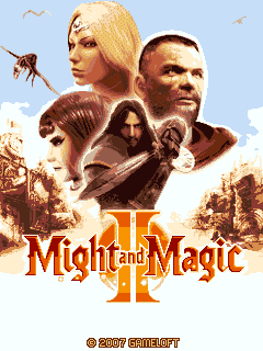 Might And Magic II [By Gameloft] 1