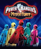 Power Range : Mystic Force [By Living Mobile] 1