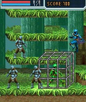 Power Range : Mystic Force [By Living Mobile] 6