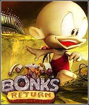 Bonks Return [By Living Mobile] 1
