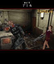 Resident Evil : The Mission 3D [By Capcom] 2