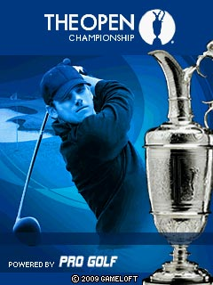 Golf : The Open 2009 [By Gameloft] 1