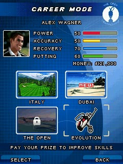 Golf : The Open 2009 [By Gameloft] 6