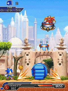 Sonic Unleased [By Gameloft] 6