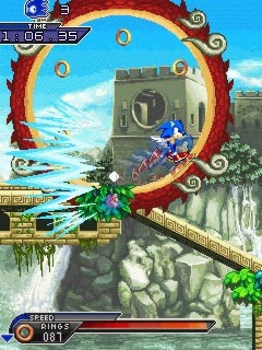 Sonic Unleased [By Gameloft] 8