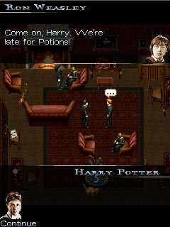 Harry Potter and The Half – Blood Prince [By EA Mobile] 2
