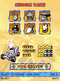 Rayman Kart [By Gameloft] 2