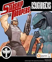 Starship Troopers Roughnecks [By Sony Picture] 1