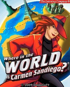 Where In The World Is Carmen Sandiego ? [By Gameloft] 6