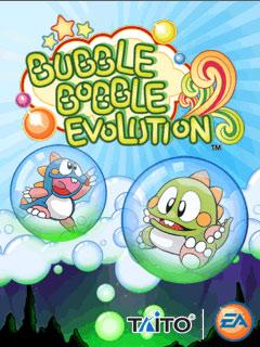Bubble Bobble Evolution [By EA Mobile/Taito] 1