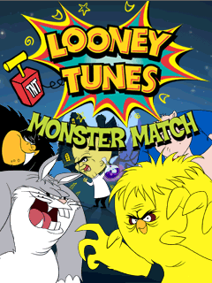 Looney Tunes Monster Match [By Glu Mobile] 1