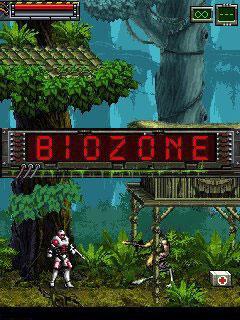 Biozone [By Konami] 1