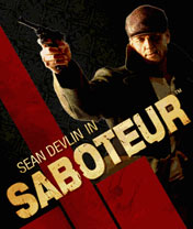 The Saboteur [By Hand-on Mobile] 1