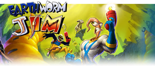 EarthWorm Jim [By Gameloft] 0