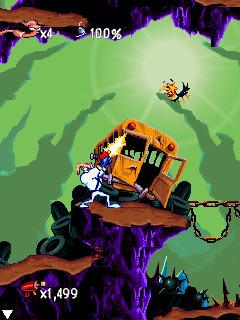 EarthWorm Jim [By Gameloft] 2