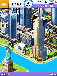 Megacity Empire NewYork [By Gameloft] 2