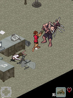 Resident Evil Uprising [By Capcom/Gameloft] 4
