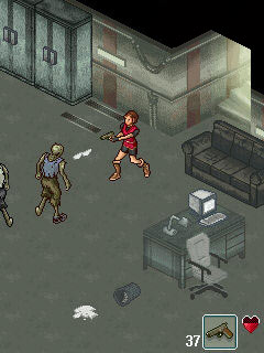 Resident Evil : The Mission 2D [By Capcom] 6