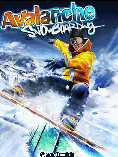 Avalanche Snowboarding [By Gameloft] 1