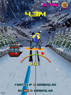 Avalanche Snowboarding [By Gameloft] 3