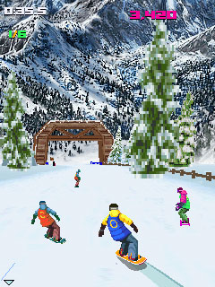 Avalanche Snowboarding [By Gameloft] 4