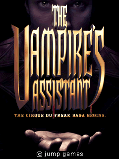 The Vampire Assistant [By Jump Game] 1
