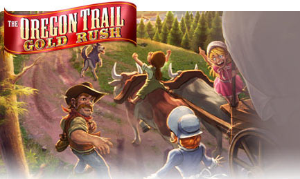 The Oregon Trail 2 : Gold Rush [By Gameloft] 0