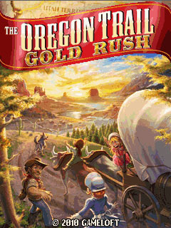 The Oregon Trail 2 : Gold Rush [By Gameloft] 1