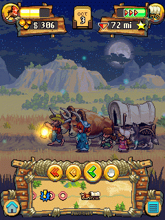 The Oregon Trail 2 : Gold Rush [By Gameloft] 6