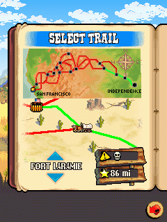 The Oregon Trail 2 : Gold Rush [By Gameloft] 8
