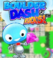 Boulder Dash Rock [By Connect2Media] 1