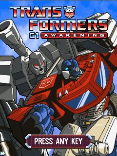 Transformers G1: Awakening [By Glu Mobile] 1
