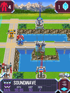 Transformers G1: Awakening [By Glu Mobile] 2
